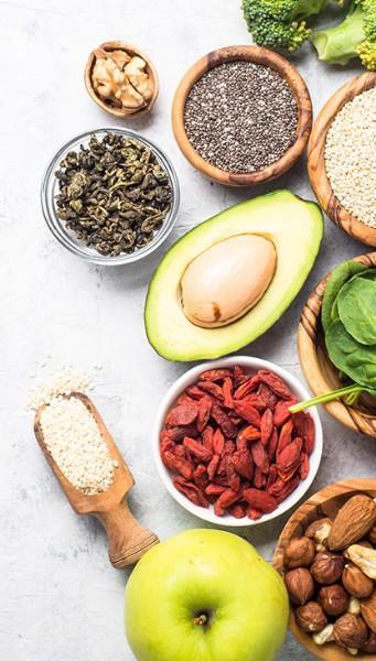 Rééquilibrage alimentaire Rouen